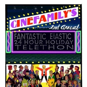 It's beginning to look a lot like Cinefamily telethon
