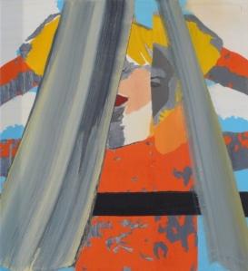 Julie Goldman, Guinevere, halves at Art Los Angeles Contemporary