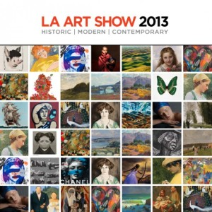 An acre of art at L.A. Art Show
