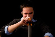 Celloist Jay Campbell at Center for the Arts, Eagle Rock