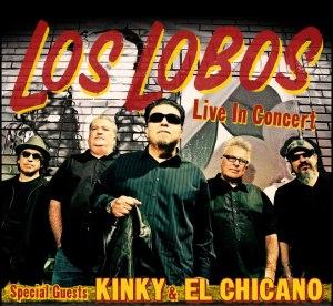 Party with Los Lobos....