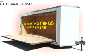 Be interesting, my friends.  (Image courtesy of Trade City (http://www.trade-city.org/the-popwagon/)