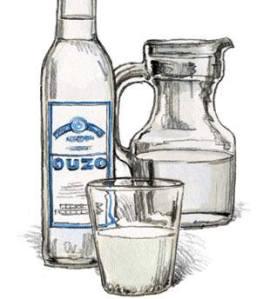 Ouzo or vodka lemonade at the L.A. Greek Fest  2013?
