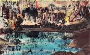 The uncanny at the Alvarado Caverns