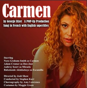 Carmen in the 'hood