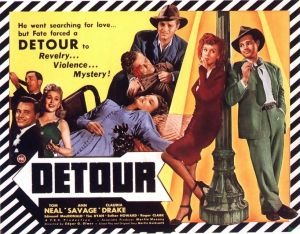 Don't be detoured from Noir City Party.