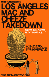 Come sleeze the cheeze!