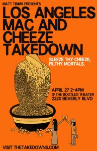 Come sleeze the cheeze!