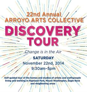 Discovery tour 2014