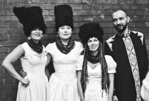 Win two tickets to Dakha Brakha on Sunday, December 7th,