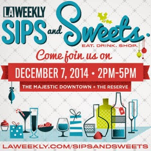Sips & Sweets & Shopping....