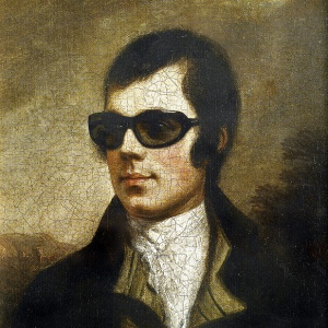 Robert Burns: still one of the cool kids.