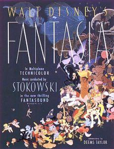 Rare 75th Anniversary showing of Fantasia for the Aero Theater's 75th Anniversary!