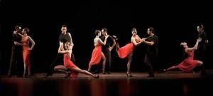 Song of Eva Peron at the Valley Performing Arts Center,