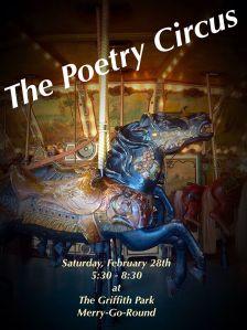 Poetry!  Wooden ponies!  Twirlers!  Maracas!