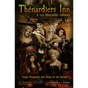 Forget Broadway and bring on the broads at Thenardiers Inn.