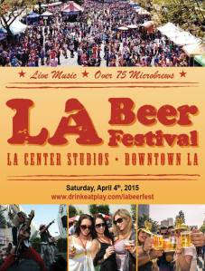 LA Beer Fest 2015