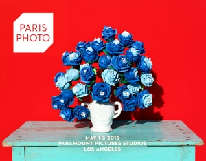 "Paris Photo LA 2015 at Paramount Pictures Studios.  Photo by Joaquin Trujillo from his series ""Flores"".."
