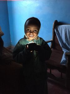 Be the light.... (Photo of A1 Solar Light courtesy of d.Light and IDEO)
