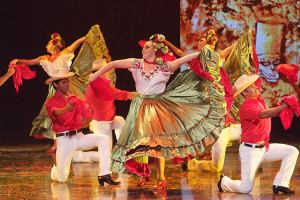 Don't miss the Pacifico Dance Company at L.A. County Holiday Celebration!
