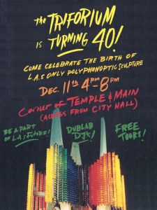 The Triforium turns 40 - let's party!