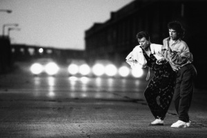 Bowie & Jagger...Dancing in the Street.