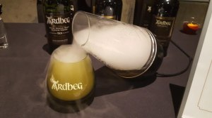 Where there's smoke, there's Ardbeg....
