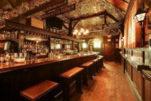 Tom Bergin's Public House: L.A.'s oldest Irish bar.