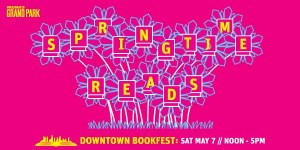 Get your read-on at the Downtown Bookfest at Grand Park