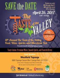 taste valley