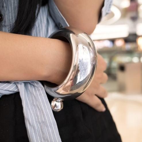 Bangle Flask Bracelet